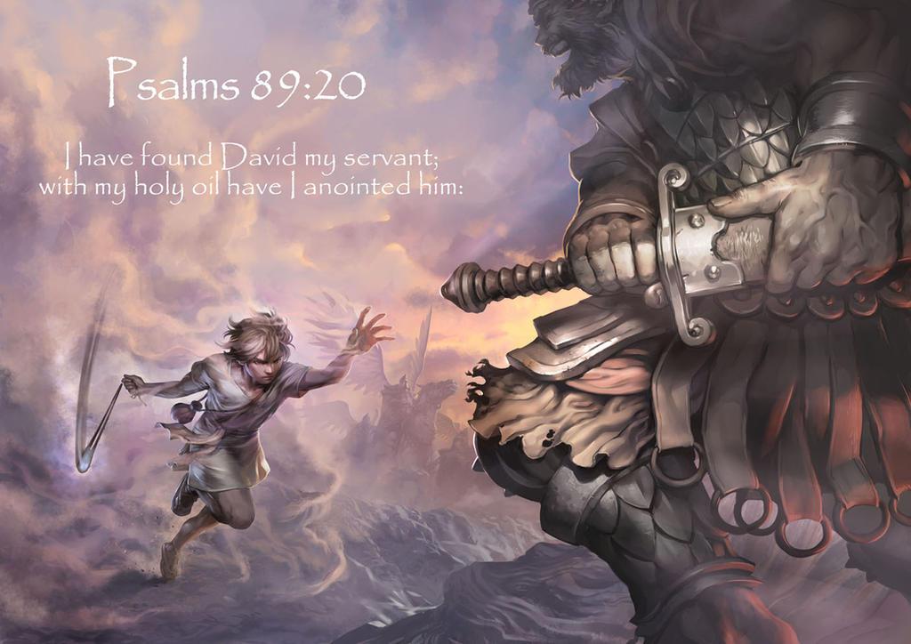 My servant David by kokecit
