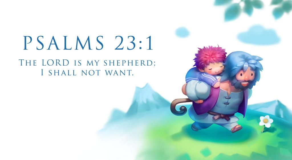 psalms2 by kokecit