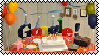 Google's 13th B-day Stamp by PIXLI0N