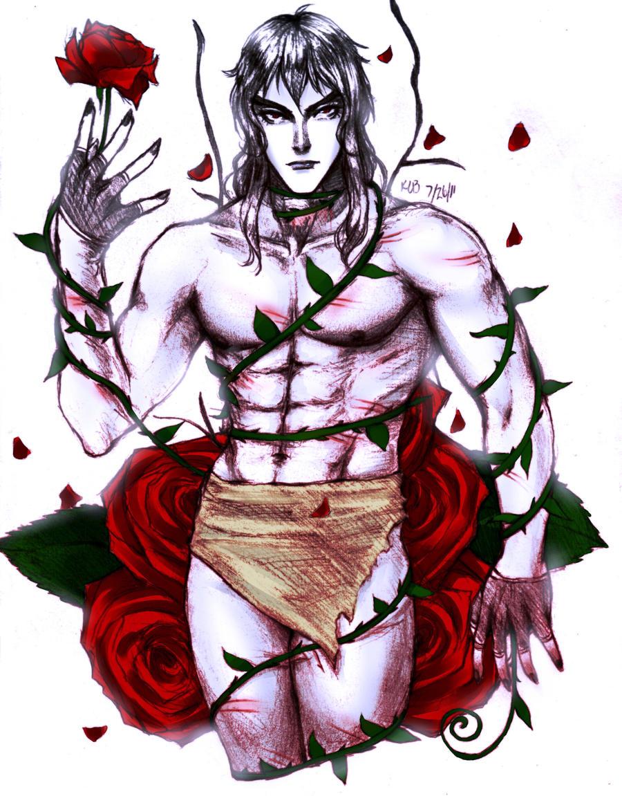 Valentine Rosegriffon by Dark-SpectrumDS