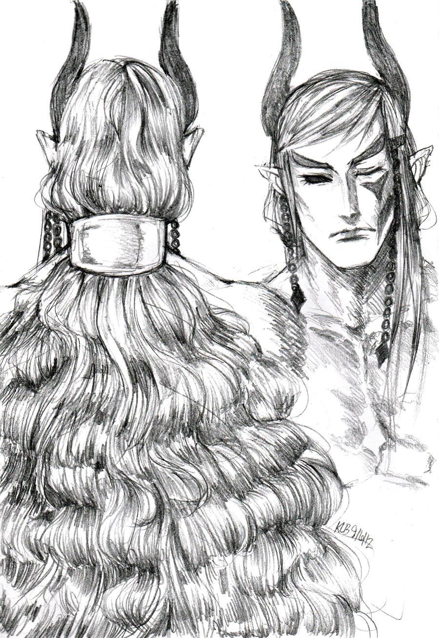 Dante's Hairband by Dark-SpectrumDS