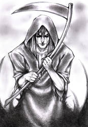 Grim Reaper by Dark-SpectrumDS