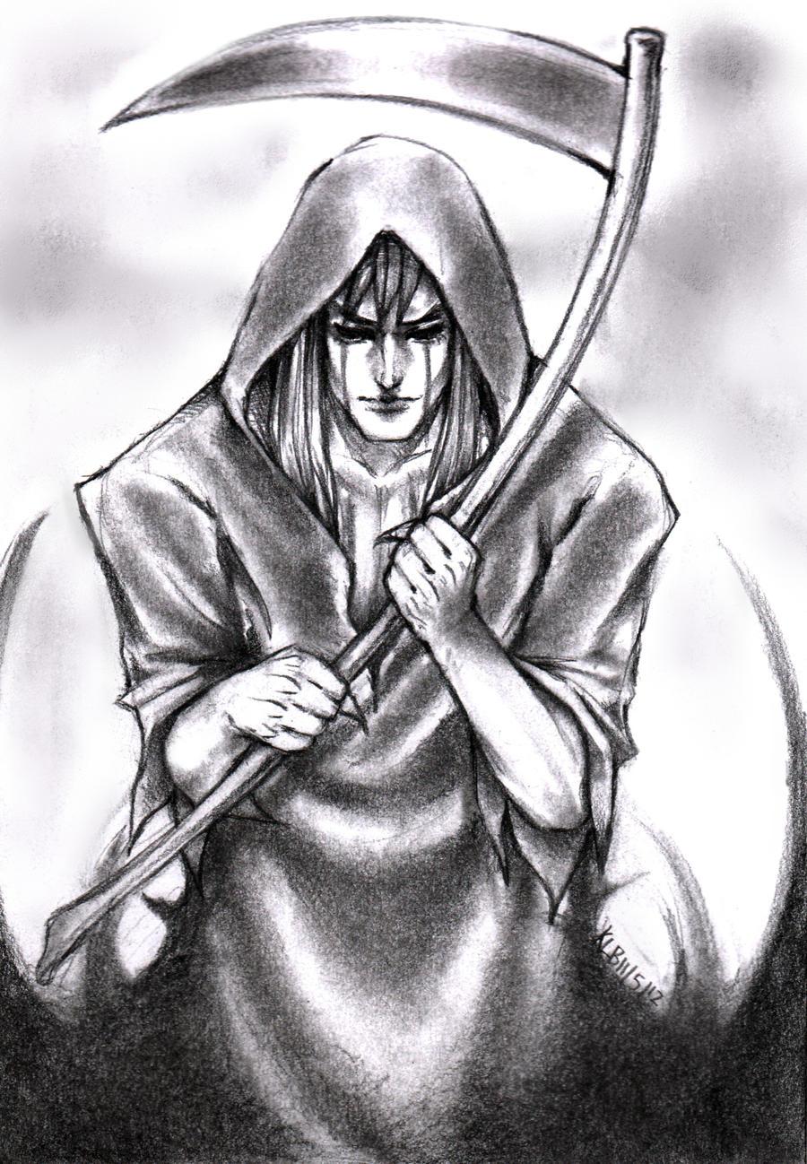 Grim Reaper by Dark-SpectrumDS on DeviantArt