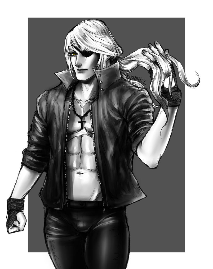 Leather Jacket by Dark-SpectrumDS