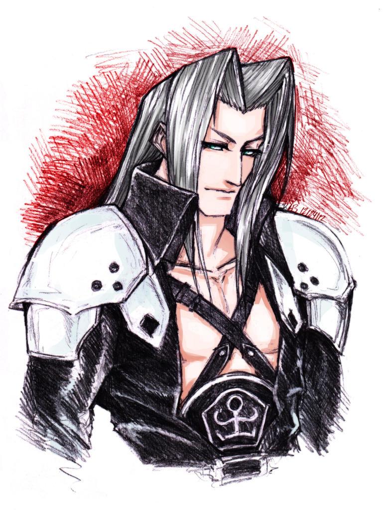 Sephiroth by Dark-SpectrumDS