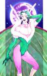 Luna Moth 3-20-17 by Dark-SpectrumDS
