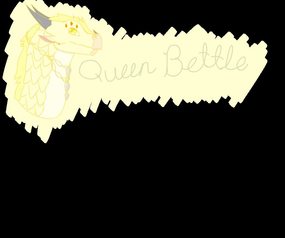 Queen Bettle by tidepool-seawing