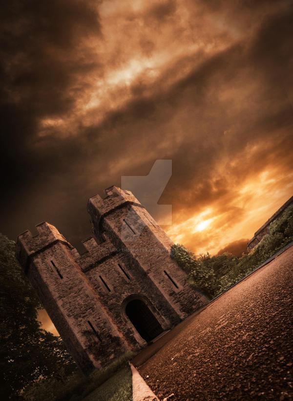 Dunster Castle 2 by Snaptheshot89