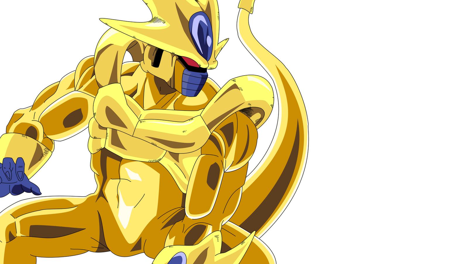 Gold 5th Form Cooler (M5) vs Evil Boo - DBZeta - DBZ Forum