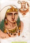 Thutmose colour by kawaiihohoemi