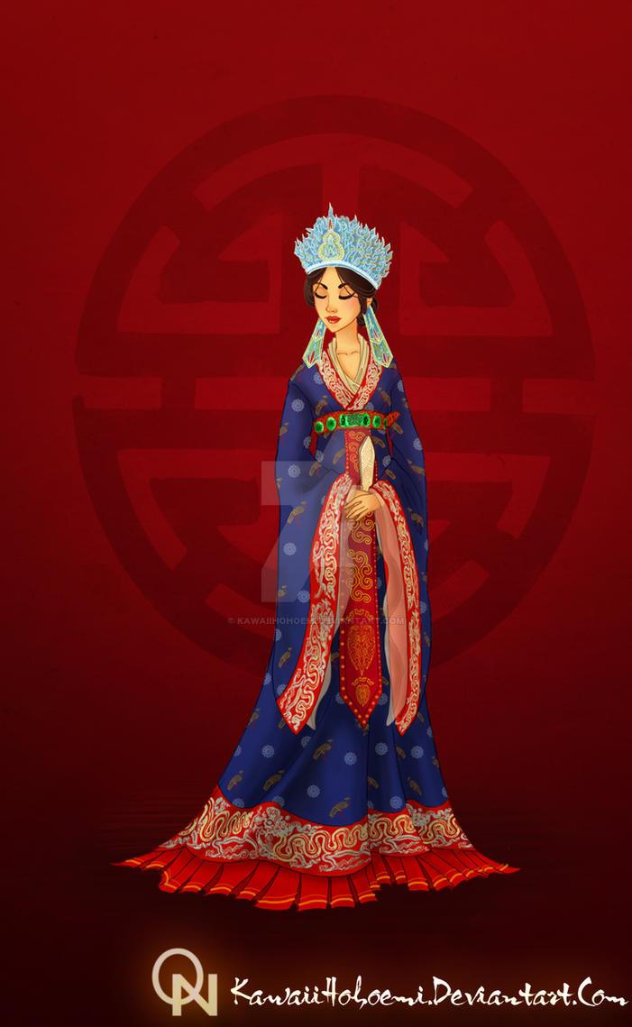 Huyen Tran - The Eternal Princess by kawaiihohoemi