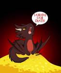 The Hobbit - Baby Smaug