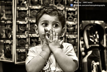 Childhood by amrhosny