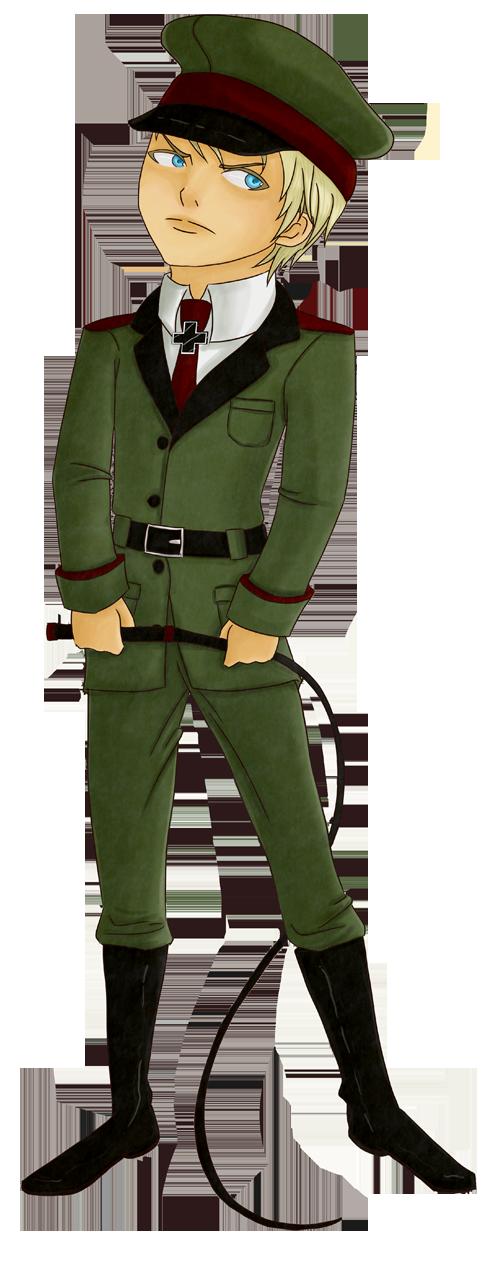 Chibi character : Vinzent