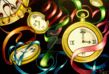 Clocks and Ribbons