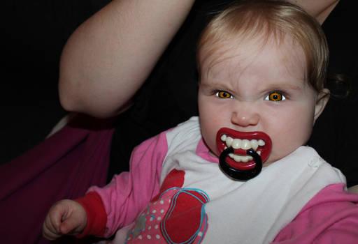 Vampire baby Lexi