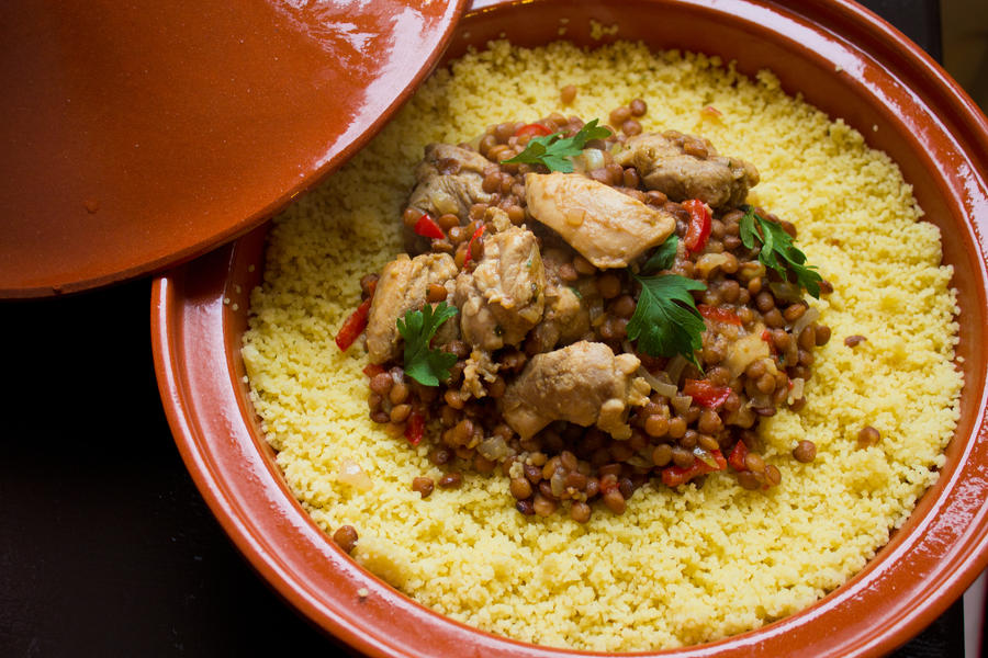 Chicken Tajin by Atozy