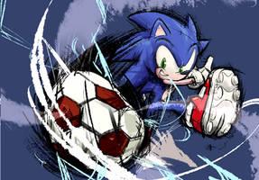 Sonic Strikers