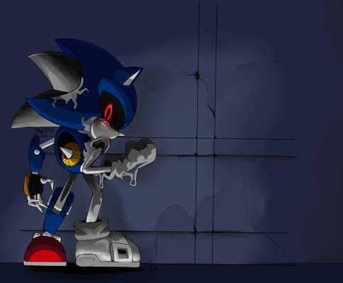 T-1000 Metal Sonic