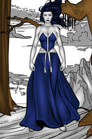 Snow Maiden by DRLashambe