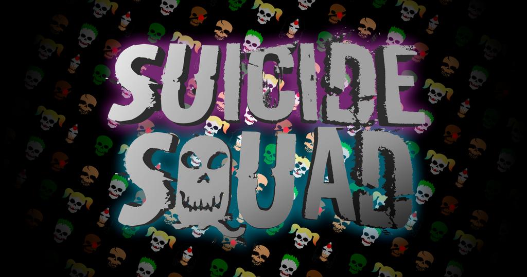 Suicide Squad BG (4K) By SammyAg831 On