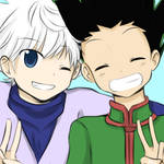 HxH - Best Friends