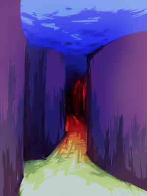 The Maze. | ST-Challenge by MiaEikuso