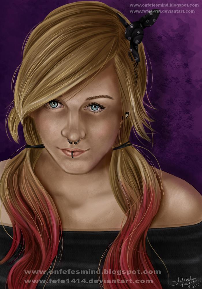 Holly by Fefe1414