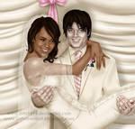 Shauna and Ascher Rousseau's Wedding Day