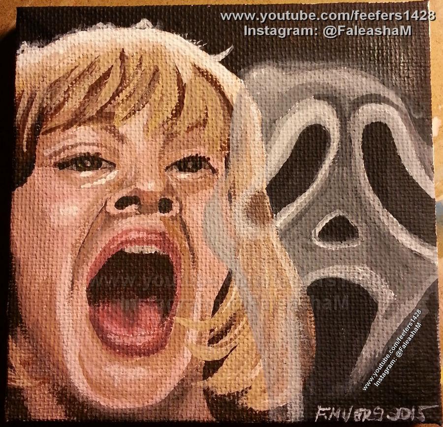 Scream by Fefe1414