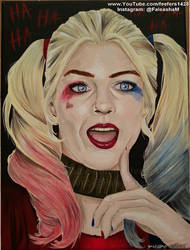 Harley Quinn Suicide Squad by Fefe1414