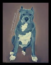 JOKER The Pitbull by Fefe1414