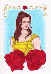 Belle by Fefe1414