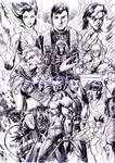 BK issue 2 back cover pencil