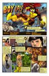 BOY IPIS origin page 1 colored