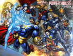 BK: POWER HOUSE DIVISION GN