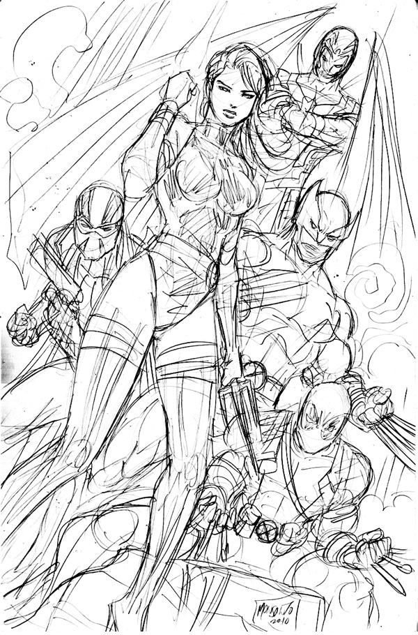 X force WIP by gammaknight