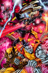 XMEN groupshot final colors