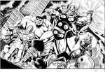 Avengers original roster