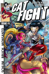 CATFIGHT issue 1 full cover