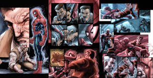 the Spidey pages experiment
