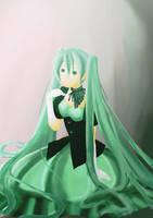 Vocaloid:Miku by kairikazu