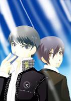 Persona:MainHeroes by kairikazu