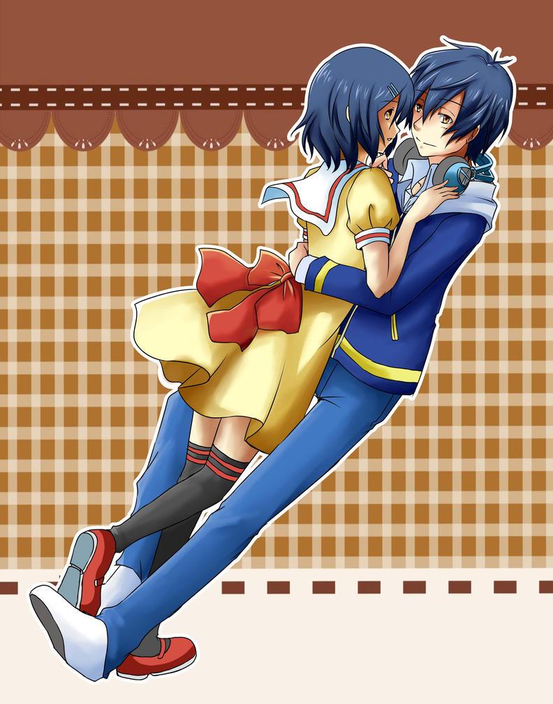 CR:Mission 6: Crossgender: KAIRI-KAORU by kairikazu