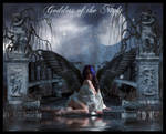 Goddess of the Night by AshlieNelson
