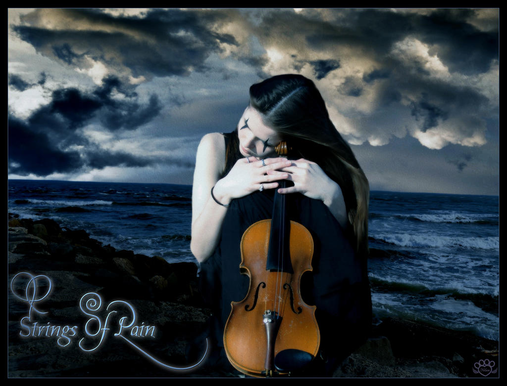 Strings Of Pain by AshlieNelson