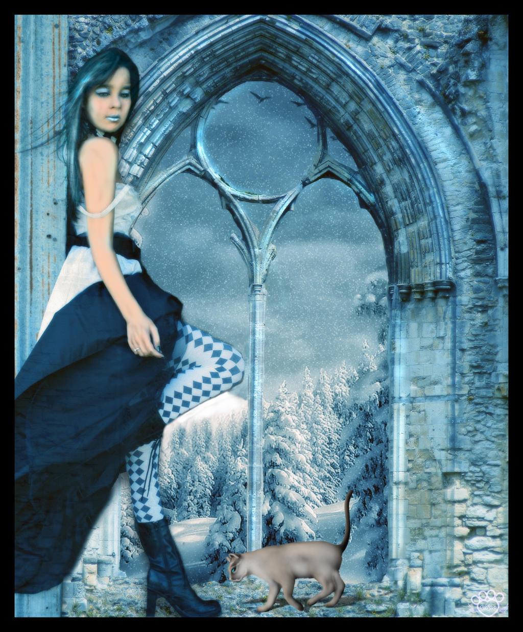 Snow White Queen by devildoll