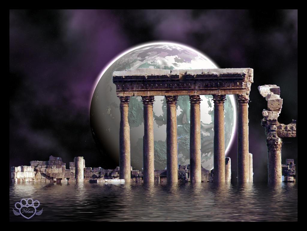 Resurrection Of Atlantis II by devildoll