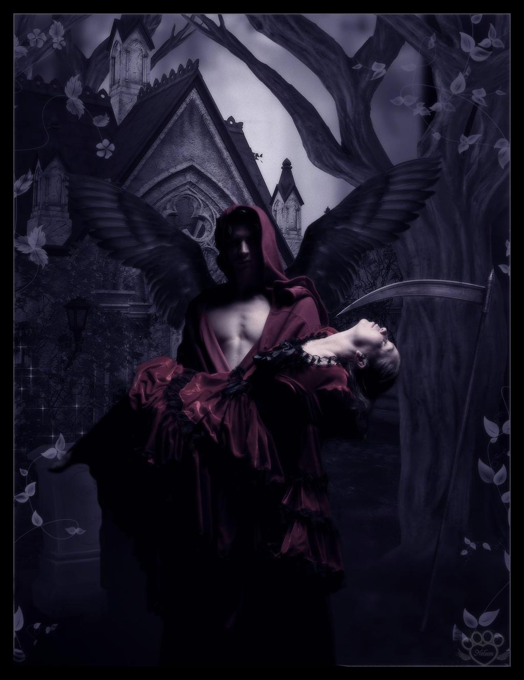 Bella Morte by devildoll