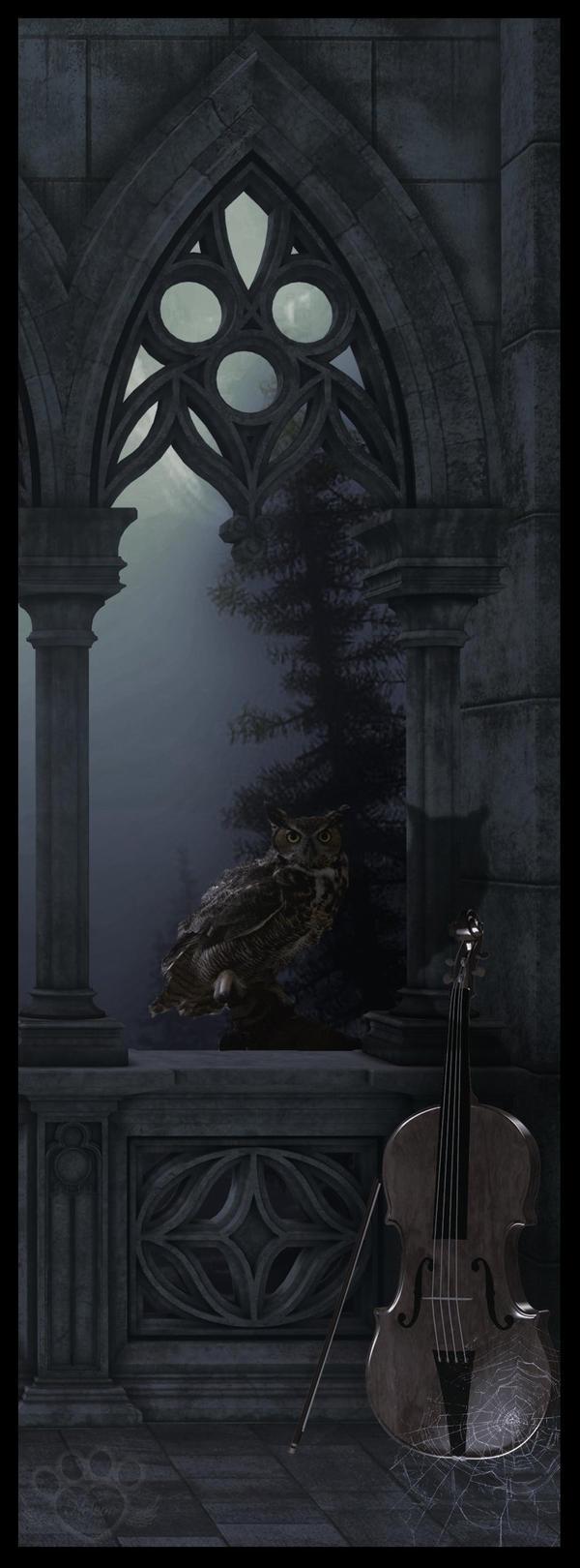 Moonlight Melody by devildoll